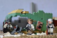 Stadtrand (Rage_Rex) Tags: minifigco lego ww2 german army ss berlin 1945