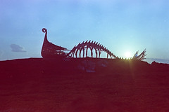 Sápmi (La fille renne) Tags: sápmi film analog 35mm lafillerenne canonae1program 50mmf18 revolog revolog600nm lapland norway roadtrip travel norvège varanger varangerpeninsula