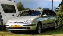 Citroën C5 2.0i 16V Break (Skylark92) Tags: nederland netherlands holland gelderland kesteren lede oudewaard grass window bxclub kampeerweekend citroën c5 20i 16v break 64rrxz 2005 onk