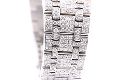 IMG_9829 (Forever Faithful Diamonds) Tags: mens watch luxury lifestyle fashion diamonds icedout royaloak offshore ap audemars piguet watches collector jewelry custom