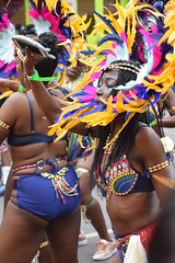 DSC_7313 (photographer695) Tags: notting hill caribbean carnival london exotic colourful costume girls dancing showgirl performers aug 27 2018 stunning ladies