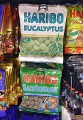 Haribo (Eucalyptus) (jpellgen (@1179_jp)) Tags: copenhagen kobenhavn denmark dane danish travel scandinavia scandinavian europe european nikon sigma 1770mm d7200 2018 summer august food foodporn gummies gummy gummybears haribo