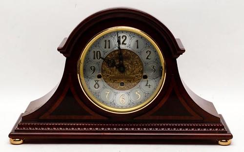 Howard Miller Webster Presidential Series triple chime clock ($190.40)