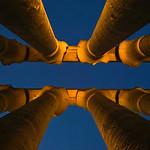 Columnas del templo de Lúxor. thumbnail