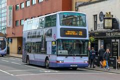 33097 LN51GNZ First Glasgow (busmanscotland) Tags: 33097 ln51gnz first glasgow ln51 gnz dennis trdeint plaxton president capital tnl1097