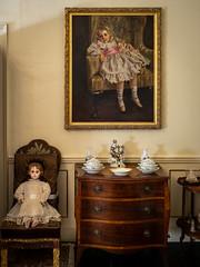 Agatha Christie, age 4, Greenway (Bob Radlinski) Tags: agathachristie devon england europe greatbritain greenway nationaltrust uk travel