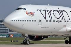 G-VXLG (AnDyMHoLdEn) Tags: virgin virginatlantic 747 egcc airport manchester manchesterairport 23l