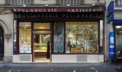 Boulangerie, Avenue Ledru-Rollin, Paris (Nick_Fisher) Tags: boulangerie ave ledrurollin paris nickfisher patisserie avenue 109 ledru rollin bakery pastry shop