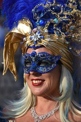 venetian masks portraits - 14 (fotomänni) Tags: masken masks venezianischerkarneval venezianisch venetiancarnival venetian venezianischemasken venetianmasks venezianischemesseludwigsburg portraits portrait portraitfotografie manfredweis