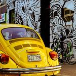 The Beetle and the bike thumbnail