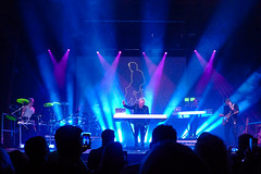 Howard Jones @ Manchester Ritz 24.11.17 (eskayfoto) Tags: panasonic lumix lx3 gig music concert live band stage tour manchester lightroom manchesterritz ritz theritz howard jones howardjones hojo p1640694editlr p1640694