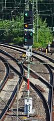 Hamburg Hbf 29.06.2018 (The STB) Tags: langsamfahrt hauptsignal vorsignal eisenbahnsignale railwaysignal bahn eisenbahn railway germanrailways deutscheeisenbahn deutschland germany deutschebahn db