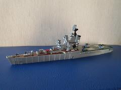_20180910_153632 (Lego shipyard) Tags: lego cruiser ship carrier 1123 condor moskva moscow leningrad лего корабль крейсер вертолетоносец кондор москва ленинград