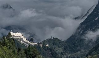 Burg Werfen, Österreich