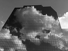 cloud chamber (Bo Dudas) Tags: clouds cloud sky bw bnw blackwhite blackandwhite architecture building city