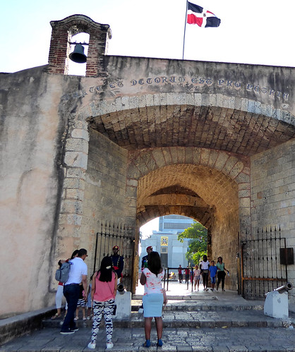 Santo Domingo, Domincan Republic136