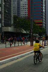 Paulista on a Sunday (2018) (mrsrezer) Tags: boy bike candid canon 700d brazil sp urban city street