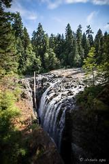 Englishman River Falls 6544 (Ursula in Aus (Resting - Away)) Tags: bc canada englishmanriver englishmanriverfallsprovincialpark errington falls pnw pacificnorthwest parksville provincialpark