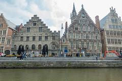 Ghent, Belgium-01767 (gsegelken) Tags: belgium ghent vantagetravel canal