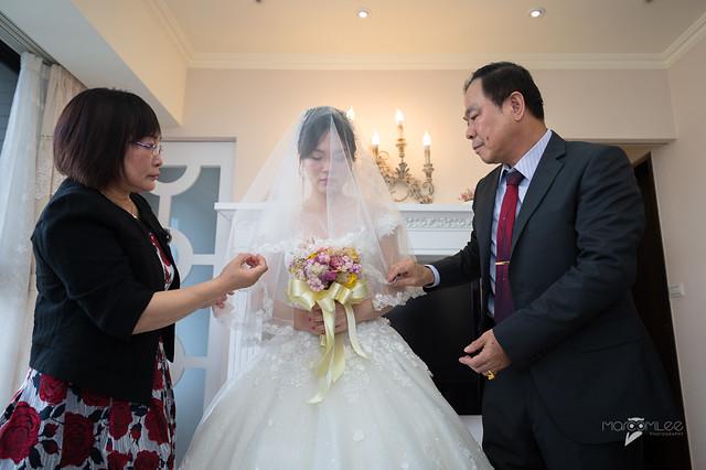 昱宏&雯予-屏東維多利亞宴會館-婚禮記錄-132