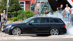 Mercedes Benz C-Klasse (MAV-AT-Pics) Tags: grip carsandcoffee car auto carmeet bispingen autotreffen mercedes mercedesbenz cklasse