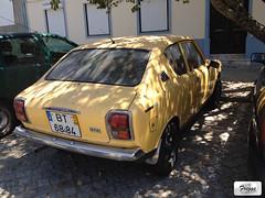 Datsun 100A Cherry - Montemor-o-Novo (Freggs) Tags: e10 1975 datsun 100a cherry portugal montemoronovo