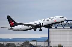 C-FSNQ B737-8 MAX Air Canada (corrydave) Tags: 61222 b737 b7378max max b737800 aircanada shannon cfsnq