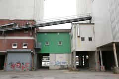 silo (Rasande Tyskar) Tags: flensburg germany port hafen harbour abandoned verlassen industrie lager dock kai kaimauer