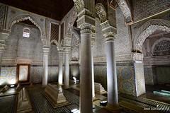 Tumbas Saadianas (pepelara56) Tags: tumbas tombs islam