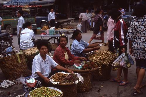 78 Marché Thailande