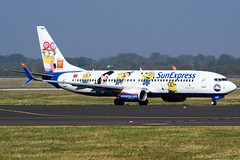 TC-SOH | Boeing 737-8HC(WL) | SunExpress (JRC | Aviation Photography) Tags: despicableme3 despicableme sunexpress boeing737800 boeing737 boeing 737 737800 tcsoh dus eddl dusseldorfairport