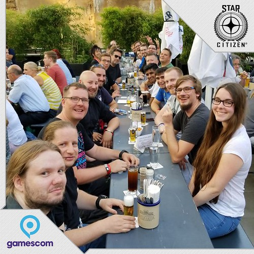 Gamescom Aug 23 2018