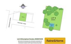 Lot 9, 1-3 Missingham Parade, Robertson NSW