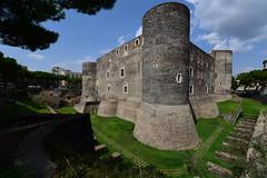 Castello Ursino, Catania, Sicily DSC_6520 (tango-) Tags: catania sicilia sizilien sicilie italia italien italy castelloursino