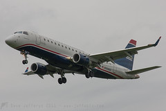 N104HQ E175 US Airways Express (JaffaPix +4 million views-thanks...) Tags: n104hq e175 erj emb embraer usairways express dca kdca washington aviation airplane aeroplane aircraft airline jaffapix davejefferys airliner flying inflight washingtonnationalairport