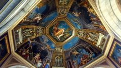 Vatican Colours (Thunder_Photography) Tags: sony a6000 art rome vatican vaticancity italy basilica paintings