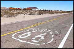 BNSF 7156 (golden_state_rails) Tags: bnsf atsf santa fe warbonnet needles subdivision siberia ca california ash hill kcs southern belle route 66 rte66