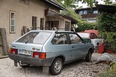 Lada Samara 1500 i (NielsdeWit) Tags: nielsdewit car vehicle slovenia slovenija slovenië bled lada samara 1500i 1500 favourite slo
