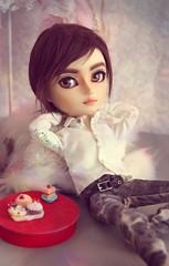 Like a Sunday afternoon (Ma★D ❥parker - Dolls custom etc.) Tags: taeyang junplanning groove ooak custom doll poupée