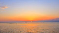 Skåre Trebåen 31. mai -18 (bjarne.stokke) Tags: solnedgang sunset skyer sommer sletta haugesund rogaland norway norge norwegen