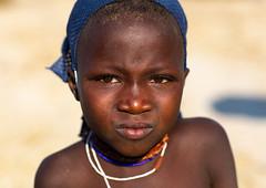 Portrait of a mucubal tribe girl, Namibe Province, Virei, Angola (Eric Lafforgue) Tags: africa africanculture africantribe angola angola180337 angolan black childhood children colourimage cultures day developingcountries ethnicgroup girls headshot horizontal humanbeing indigenousculture lifestyles lookingatcamera mucabale mucubai mucubal mugubale nonurbanscene onechildonly oneperson outdoors photography portrait realpeople ruralscene tribal tribe virei namibeprovince ao