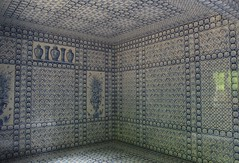 JLF10003 (jlfaurie) Tags: château groussay tente tartare lucila mechas mpmdf montfortlamaury yvelines france jlfr jlfaurie pentaxk5ii 1650 parc parque catillo castle carreau bleudedelft delft bleue azueljos azuldedelft 10000carreaux
