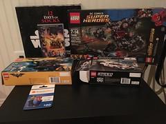 Birthday haul (Lego4366) Tags: haul lego