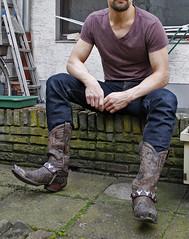 Sendra hunk_1277 (picman1108) Tags: boots cowboyboots sendra pointed jeans