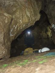 RED00399 (David J. Thomas) Tags: caves caving speleology class lab biology lyoncollege blowingcave cushman arkansas students