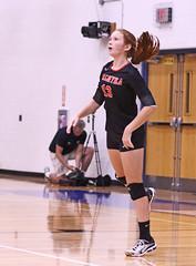 IMG_0223 (SJH Foto) Tags: girls high school volleyball etown elizabethtown palmyra teens jv serve burst mode