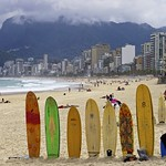 Ipanema Beach surf thumbnail