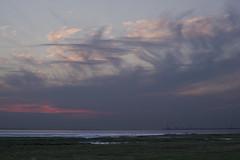Evening clouds over Wadden Sea National Park (Svein K. Bertheussen) Tags: vadehavet waddensea unesco sea hav sky clouds himmel skyer sunset solnedgang jutland jylland denmark danmark