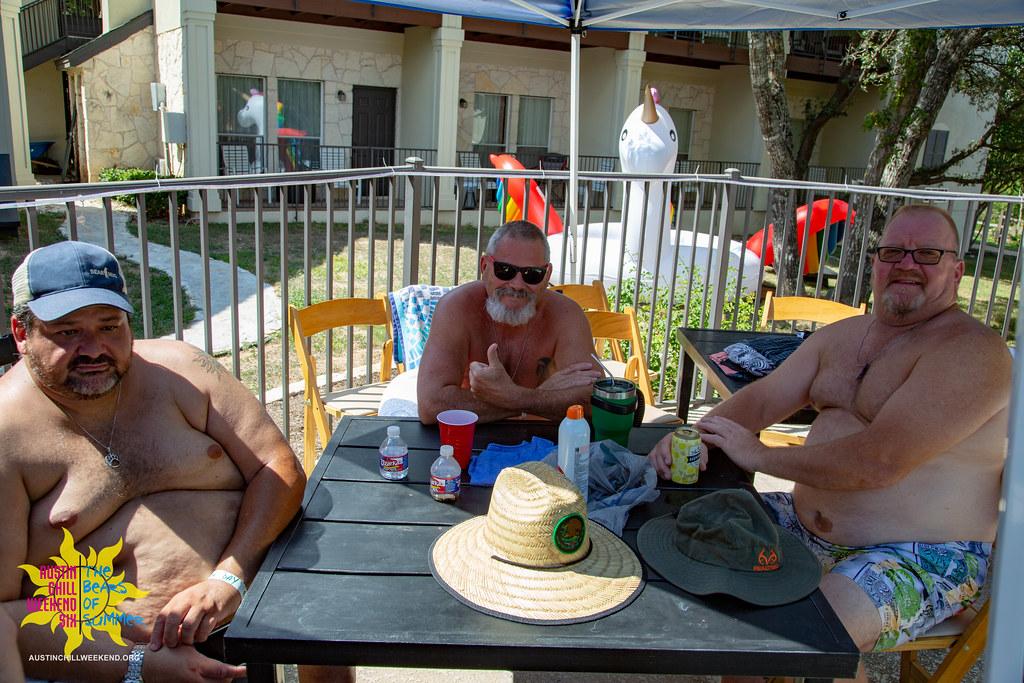 Gay chubby resort