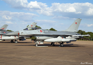 Royal Danish Air Force F-16AM E-018
